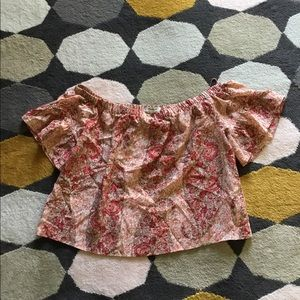 Madewell Blouse: size L